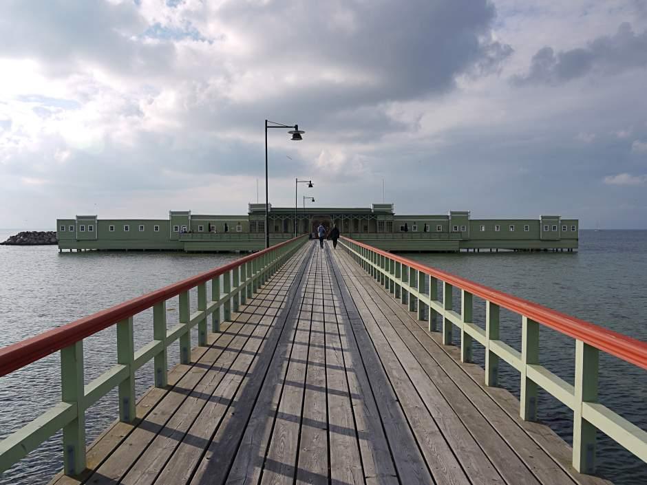 Kaltbadehaus Malmö