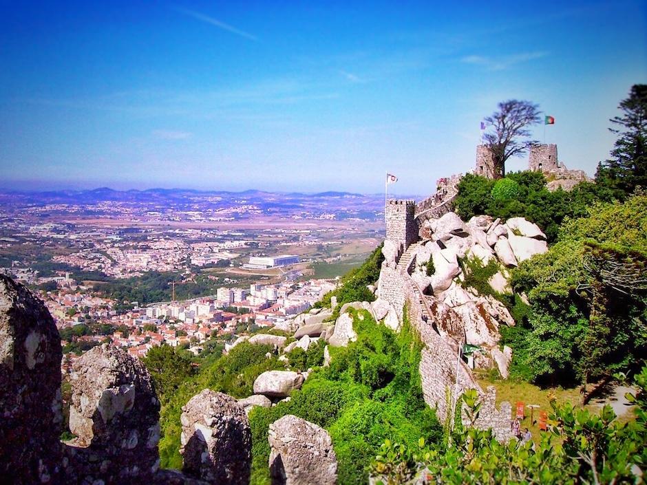 Castelo dos Mouros_Aussicht_1 THING TO DO