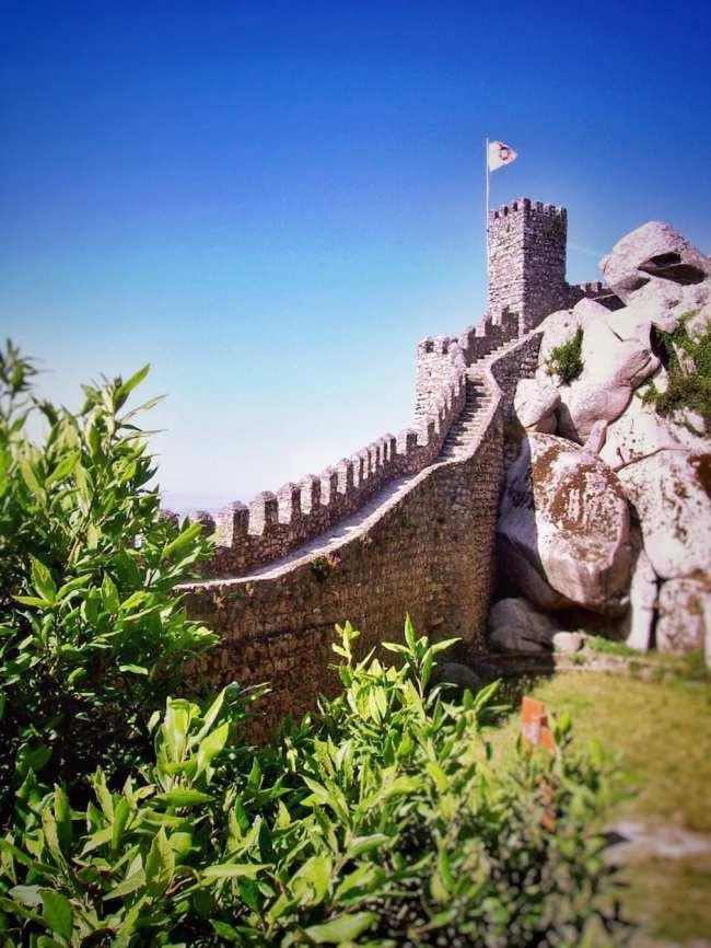 Castelo dos Mouros_Mauer_1 THING TO DO