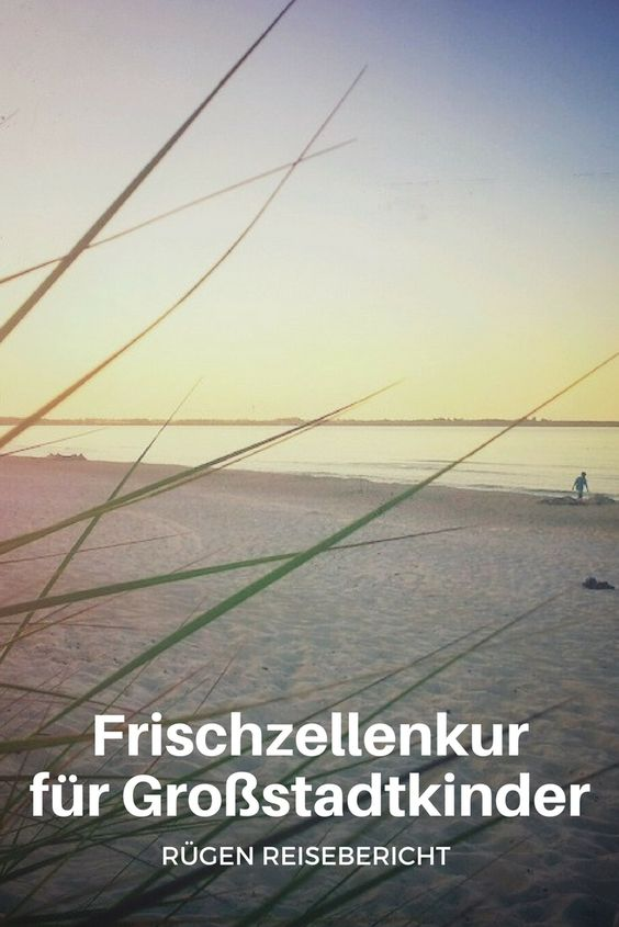 Rügen Reisebericht