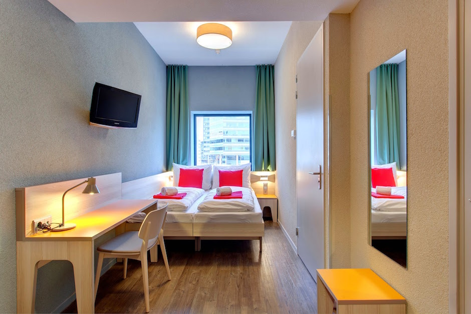 MEININGER Hotel Amsterdam City West, 2Bed room_MG_4960