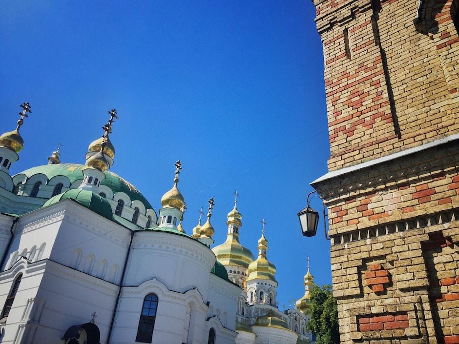 Kiew Sehenswürdigkeiten