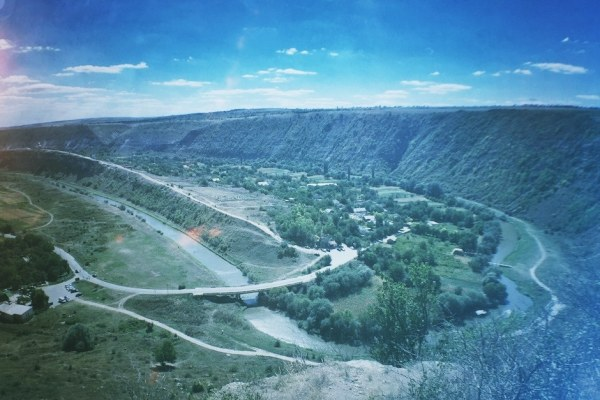 Orheiul Vechi Moldau