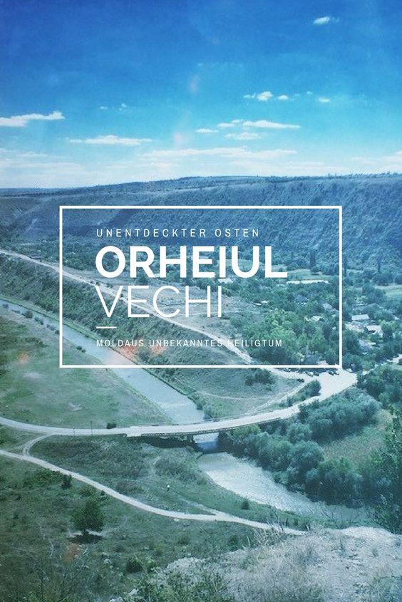 Orheiul Vechi