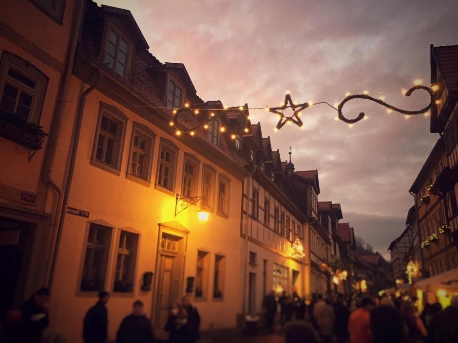 Besondere Weihnachtsmärkte Sachsen-Anhalt