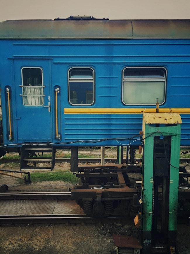 Nachtzug Chisinau Bukarest