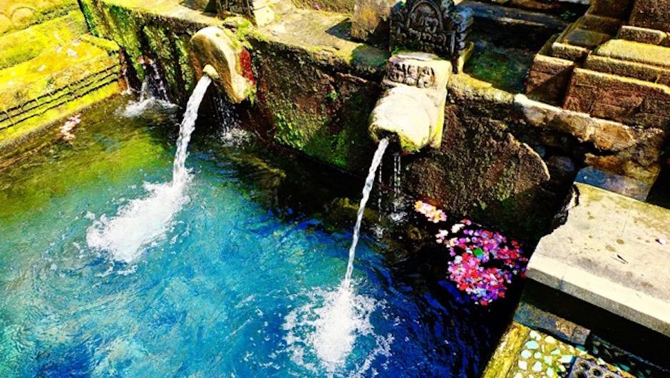 Tirta Empul Bali Wassertempel