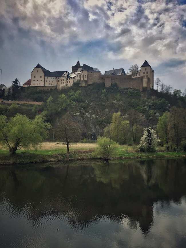Burg Mildenstein Lutherweg