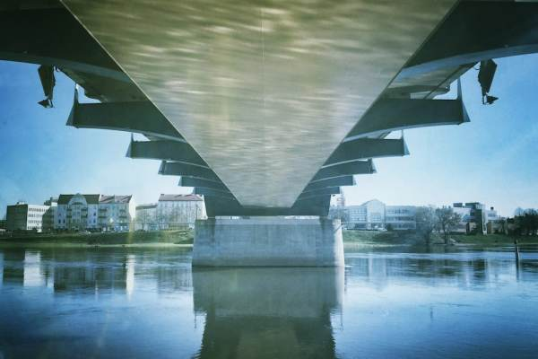 Oderradweg Frankfurt Kosztryn
