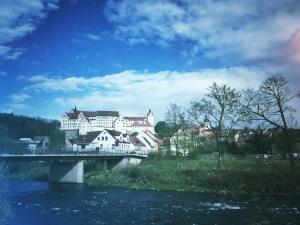 Lutherweg Muldental Schloss Colditz