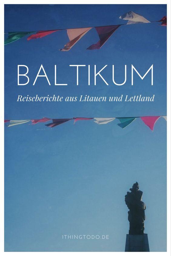 Baltikum Reiseberichte