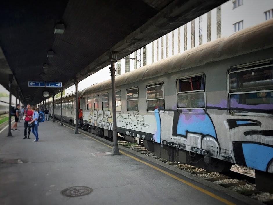 Balkan Reisen