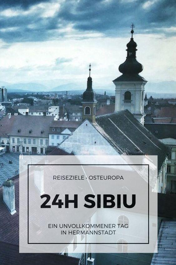 Sibiu Reisebericht Rumänien
