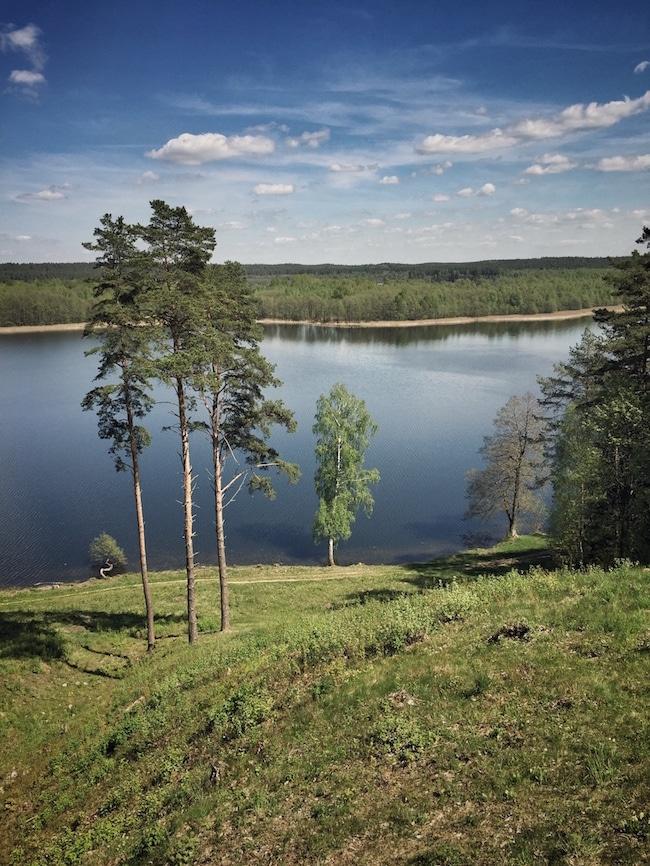 Aukstaitija Nationalpark Litauen