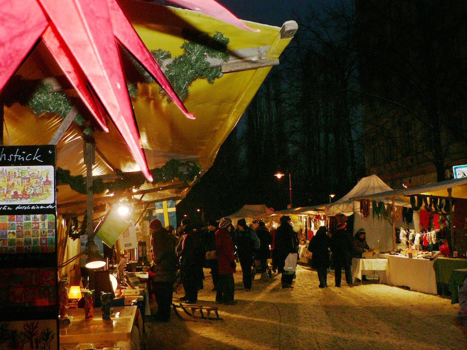 Besondere Weihnachtsmärkte Berlin