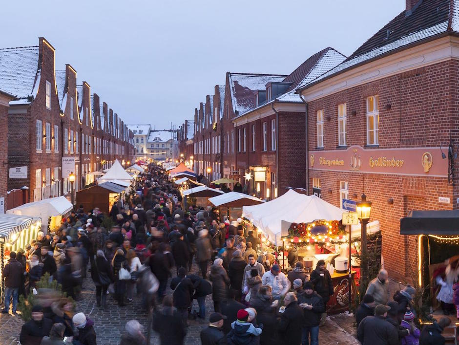Besondere Weihnachtsmärkte Deutschland