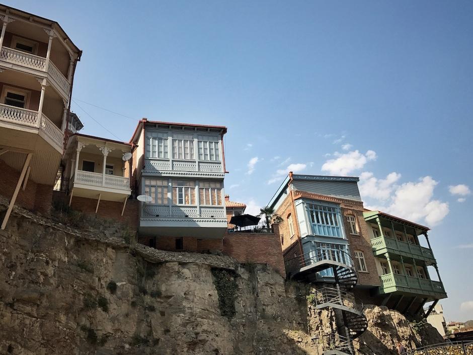 Tiflis Reisebericht