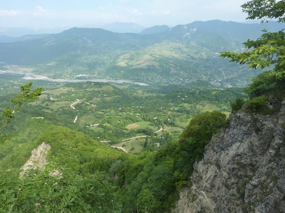 Ratscha Georgien