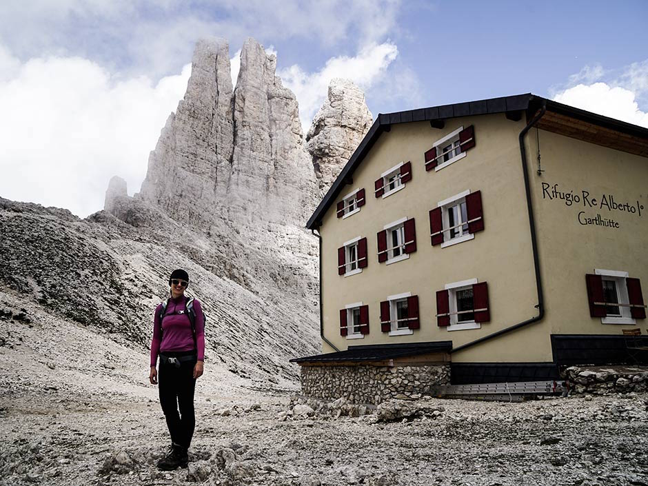 Vajolet-Türme Dolomiten