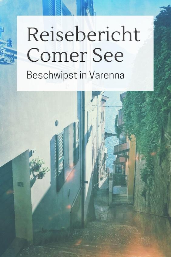 Comer See Reisebericht