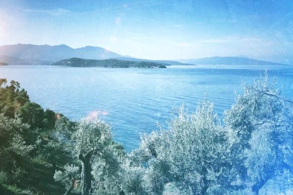 Pilion Griechenland