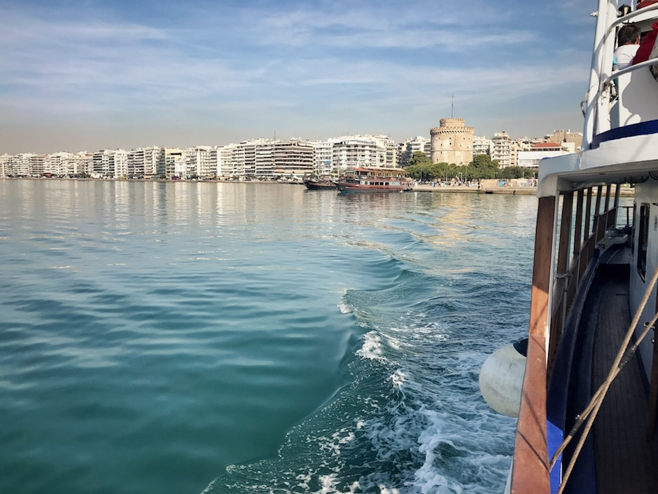 Thessaloniki Strand