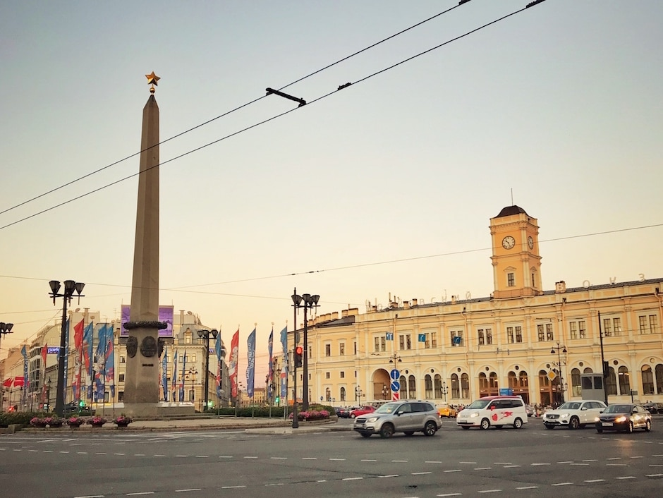 Sankt Petersburg Reisebericht