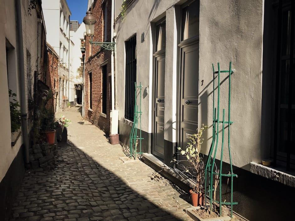 Brüssel im Winter Sehenswürdigkeiten