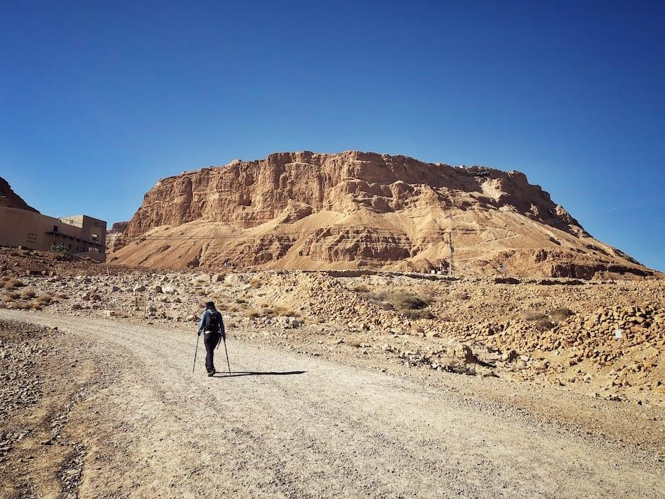 Israel Wandern