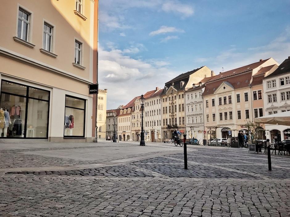 Zittau Marktplatz