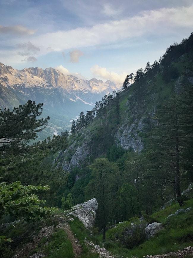 Nationalpark Valbonatal