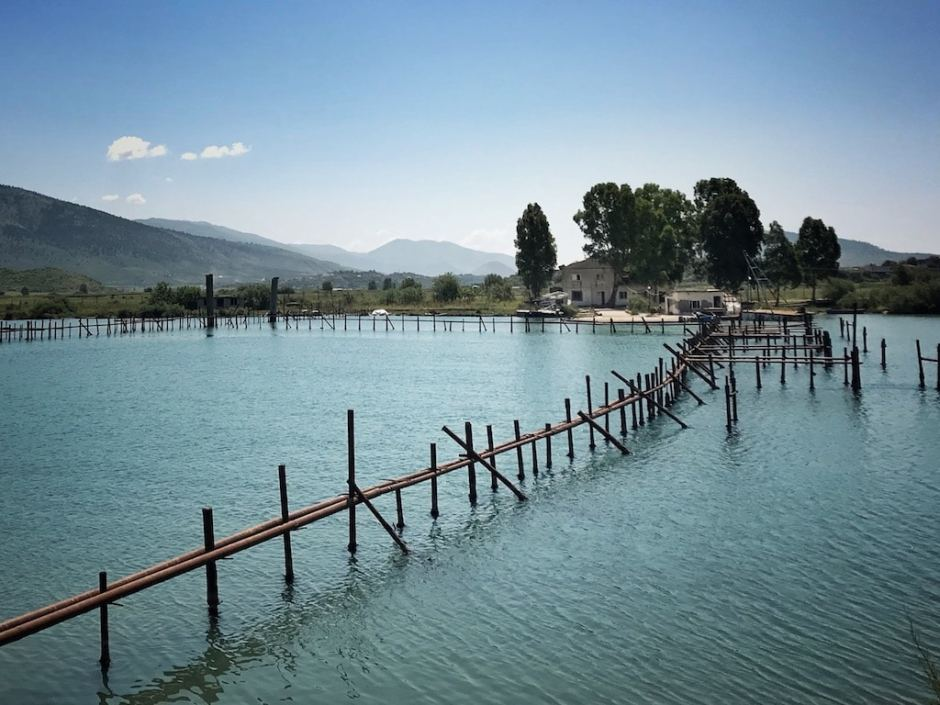 Butrint Albanien