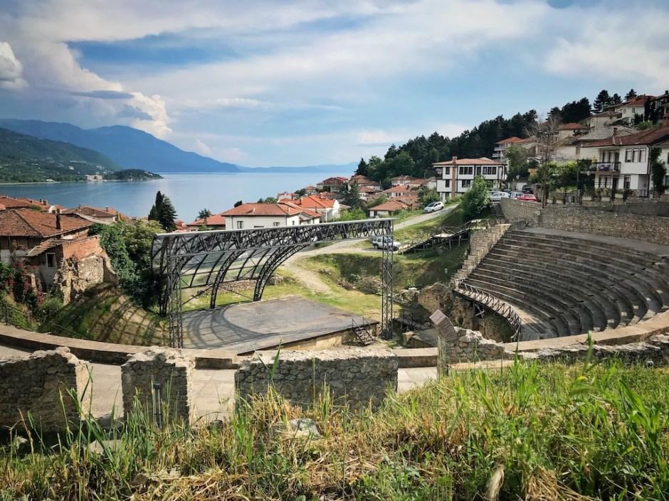 Ohrid Amphitheater