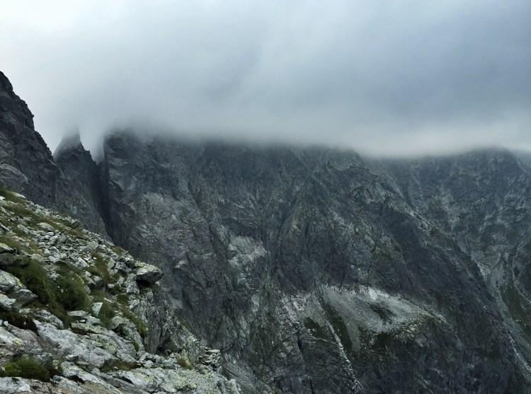 Hohe Tatra, Rysy, Wanderung