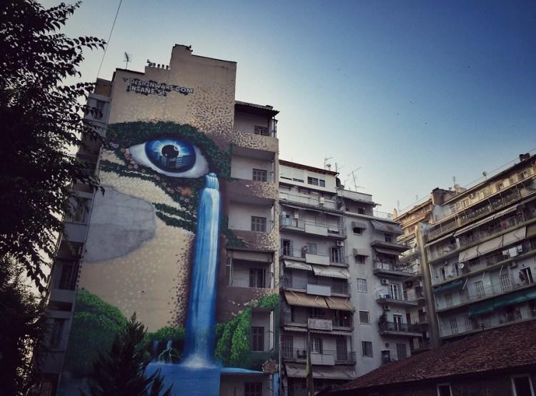 Thessaloniki Street Art
