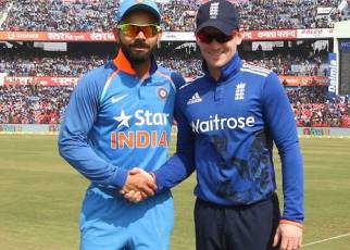 India v England T20s Kohli Morgan