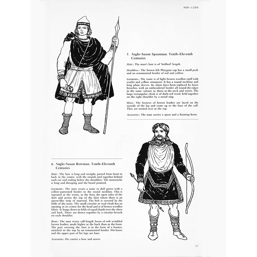 Costumes of Everyday Life: An Illustrated History of