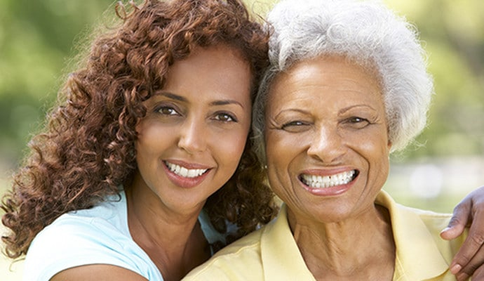 keeping aging parents at home