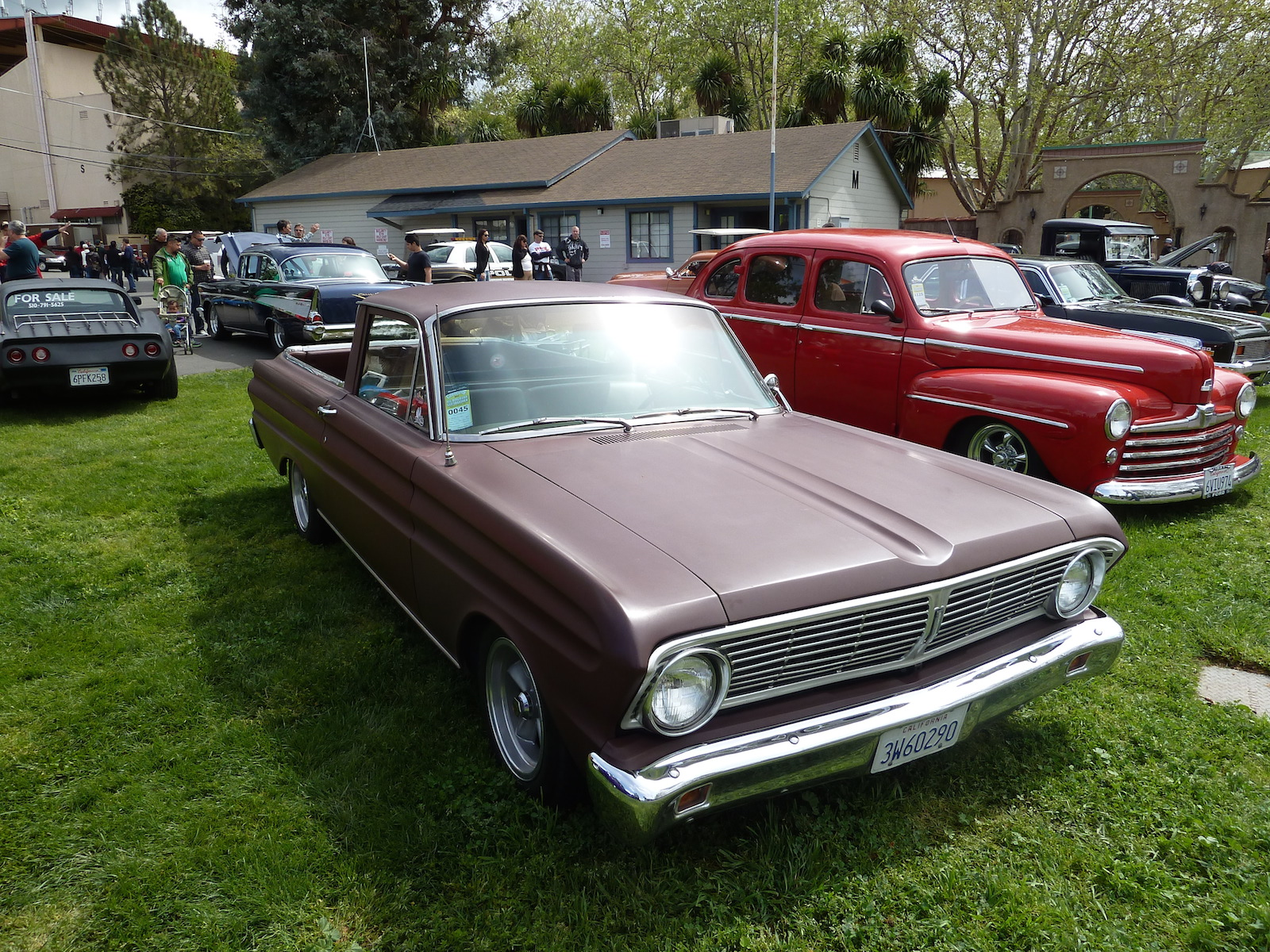hight resolution of ford ranchero