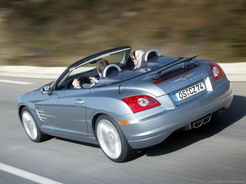 small resolution of chrysler crossfire roadster
