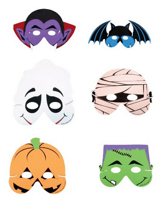 halloween masks as low