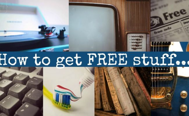 20 Ways To Get Free Stuff From Companies Fabulessly Frugal