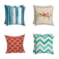 Walmart Outdoor Cushions/Pillows $5 - Fabulessly Frugal