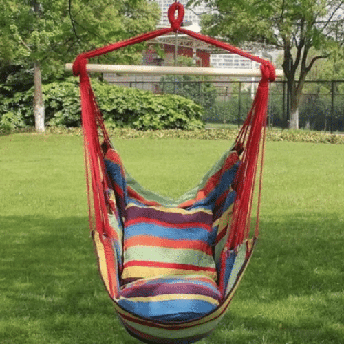 hanging chair double twin bed hurry jane hammock cushion seat 20 99 reg hop over to and get a deal on this along with its ultra comfort also acts as nice