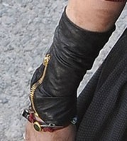 Scarlet Witch Avengers 2 Costume Bracers