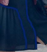 Scralet Witch Avengers 2 Black Dress Detail
