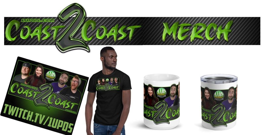 Coast 2 Coast Merch