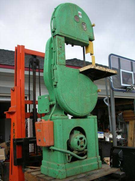 Old Woodworking Machines Com