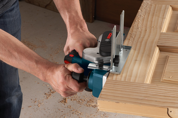 Bosch Electric Planer Blade Change