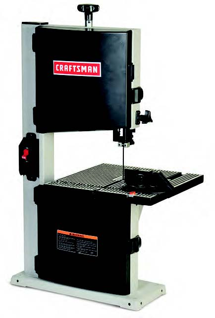 Central Machinery 14 Bandsaw Review